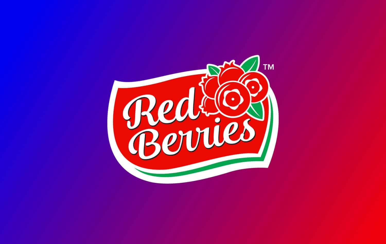 Red Berries Brand Logo Design Vatitude Building Smarter Brands