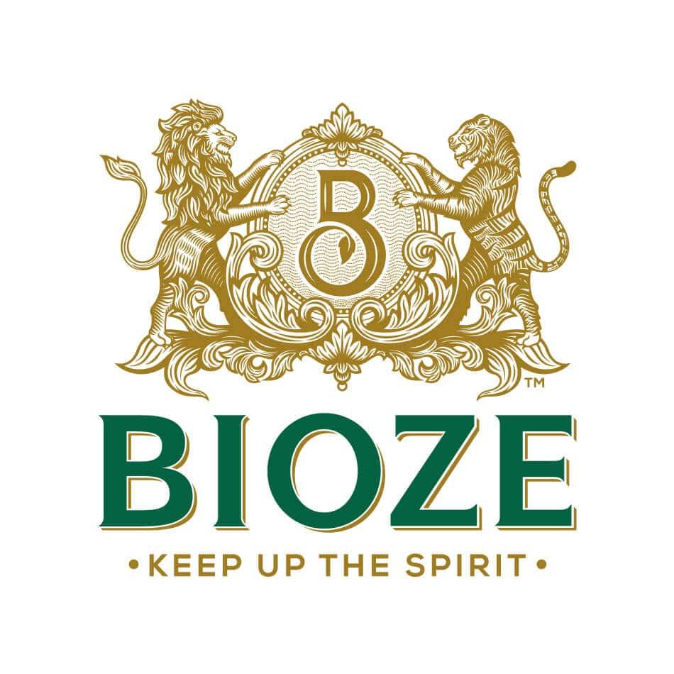 BIOZE Branding Logo Full Color Vatitude
