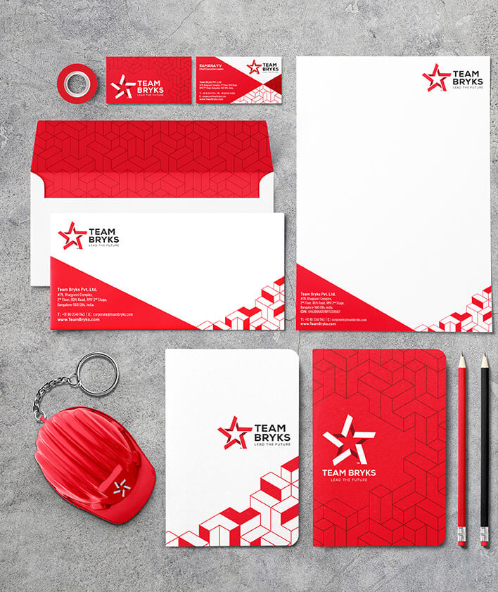 Stationery Collaterals for mobile carousel 1a